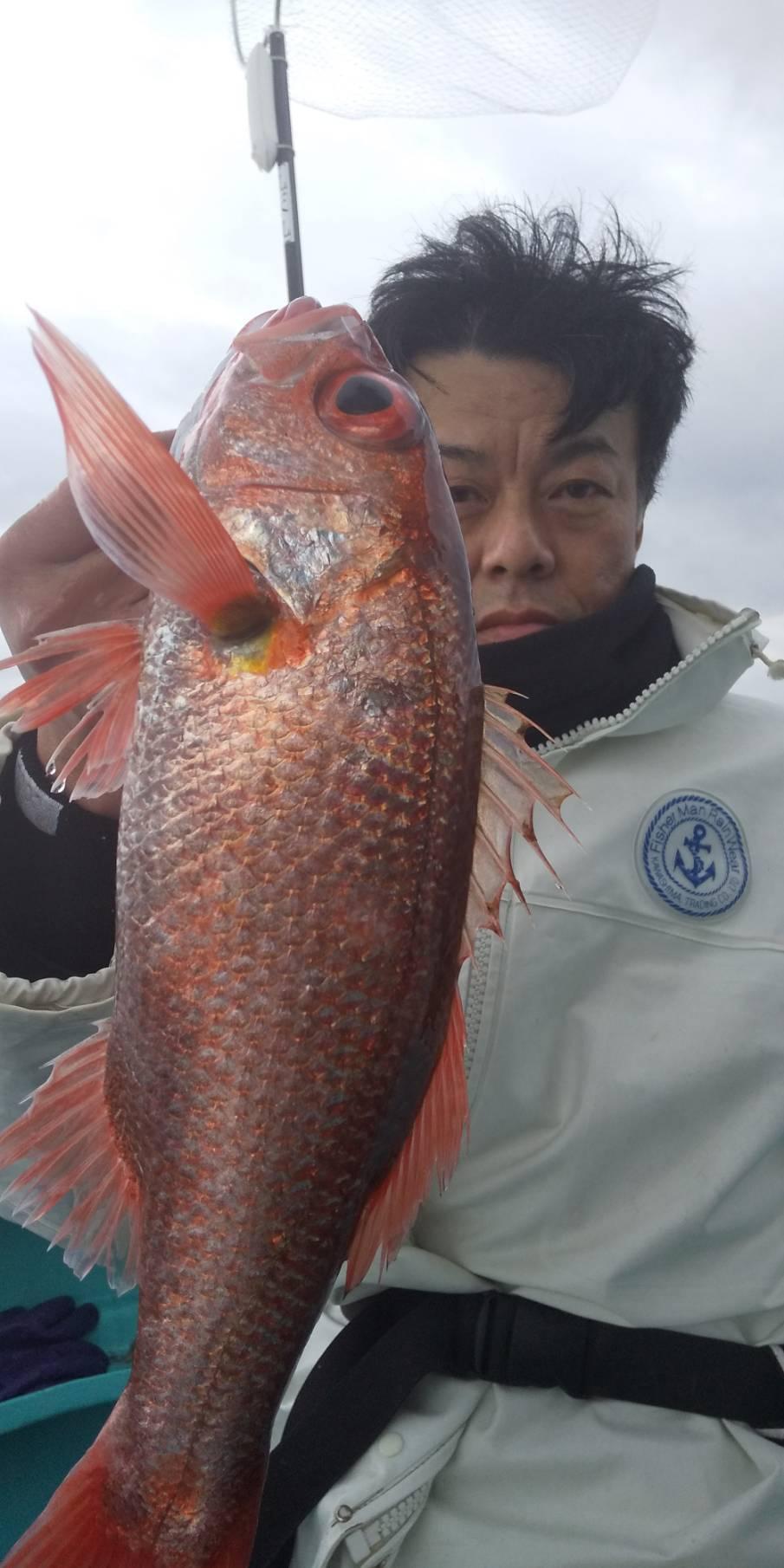 【1月17日】釣果情報